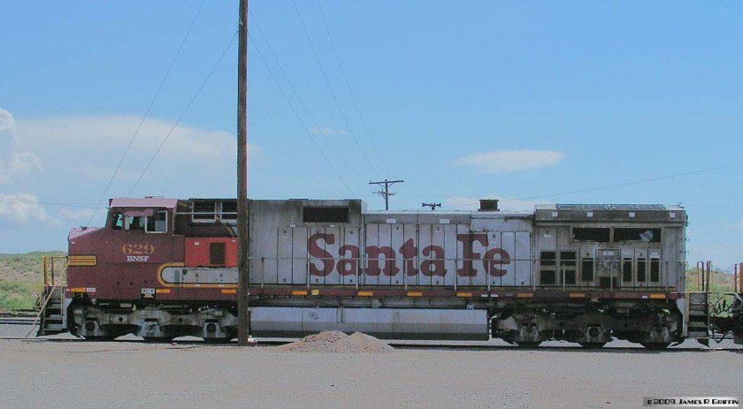 BNSF GE Power – Action Road