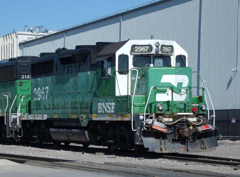 bnsf 2967