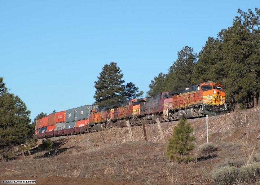BNSF Flagstaff 5264