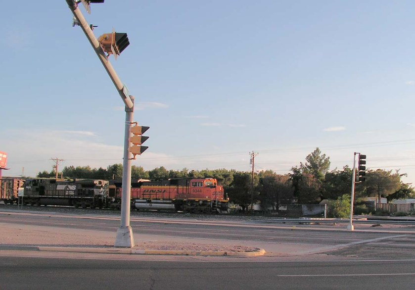 BNSF Cruces 1