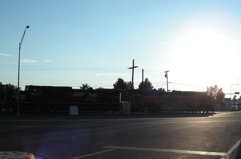 BNSF Cruces 2
