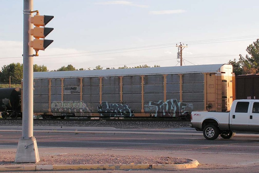 BNSF Cruces 3