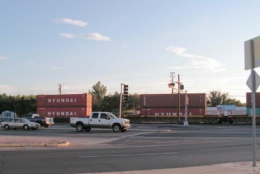BNSF Cruces 6