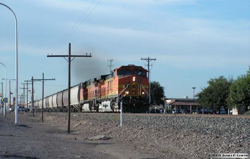 BNSF-Las Cruces
