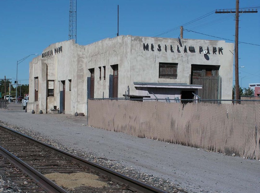 Mesilla Park BNSF