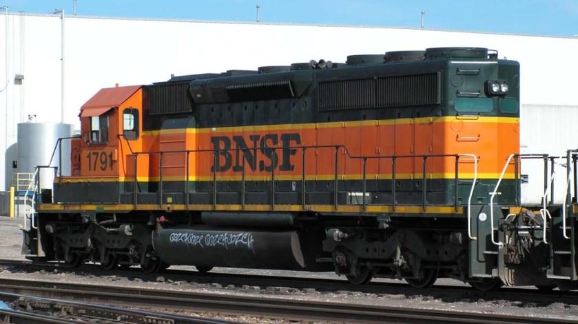 BNSF 1791