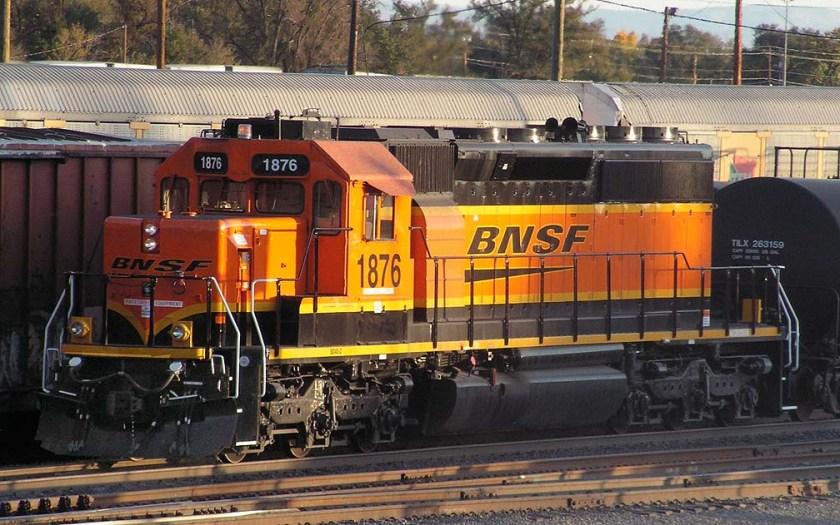 BNSF 1876