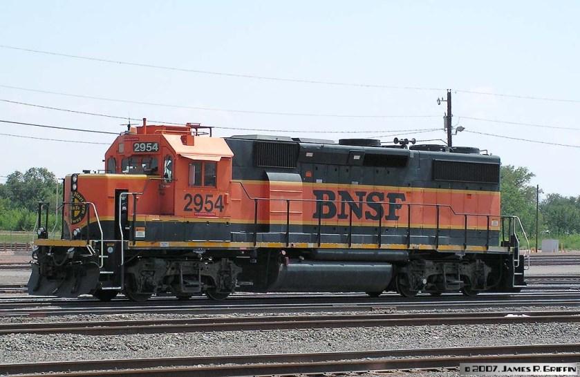 BNSF 2954