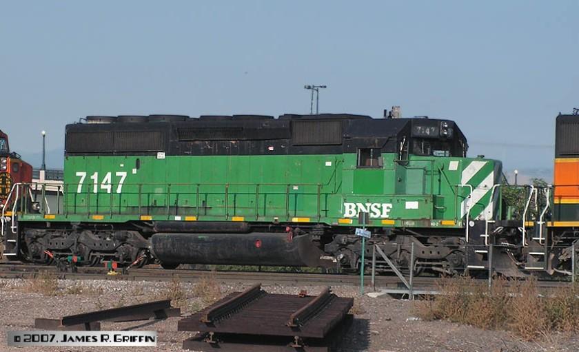 bnsf 7147