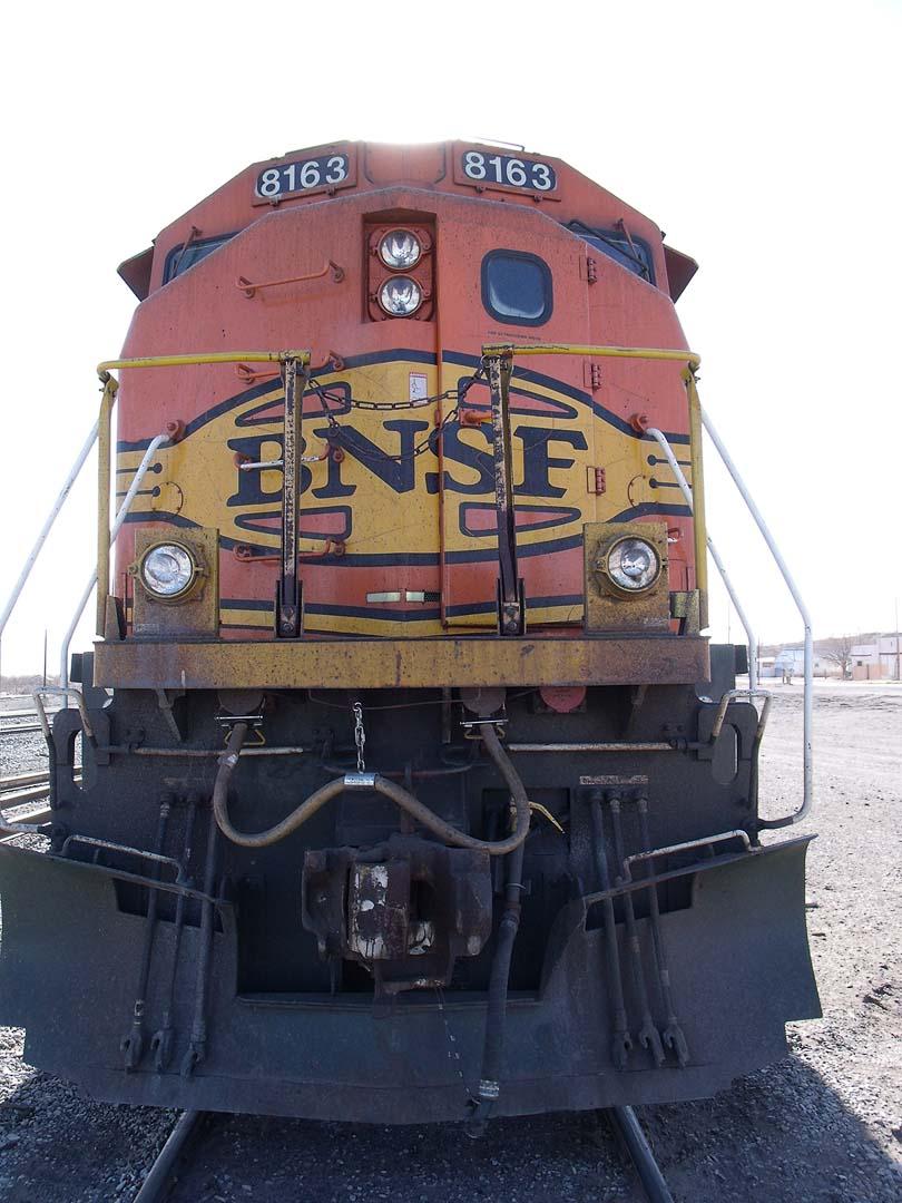 BNSF8163