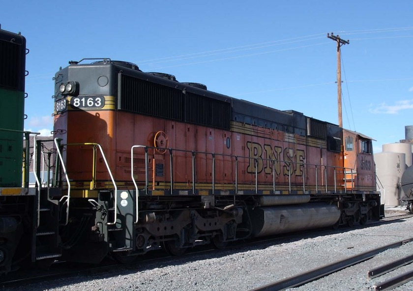 BNSF8163-right rear