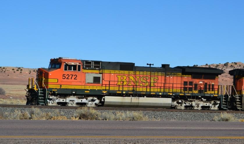 BNSF 5272