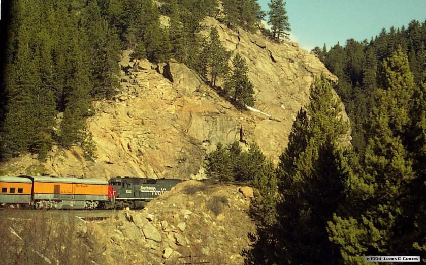 Ski Train 1994 Tunnel 29