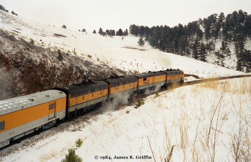 Ski Train and RGZ Power