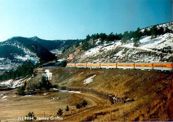 Ski Train Tunnel 1