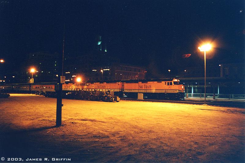 Ski Train- Denver 12/23/2003