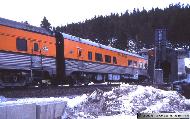 Ski Train 2004/12/29