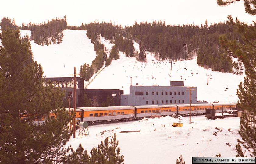 Ski Train Winter Park 12/29/1994