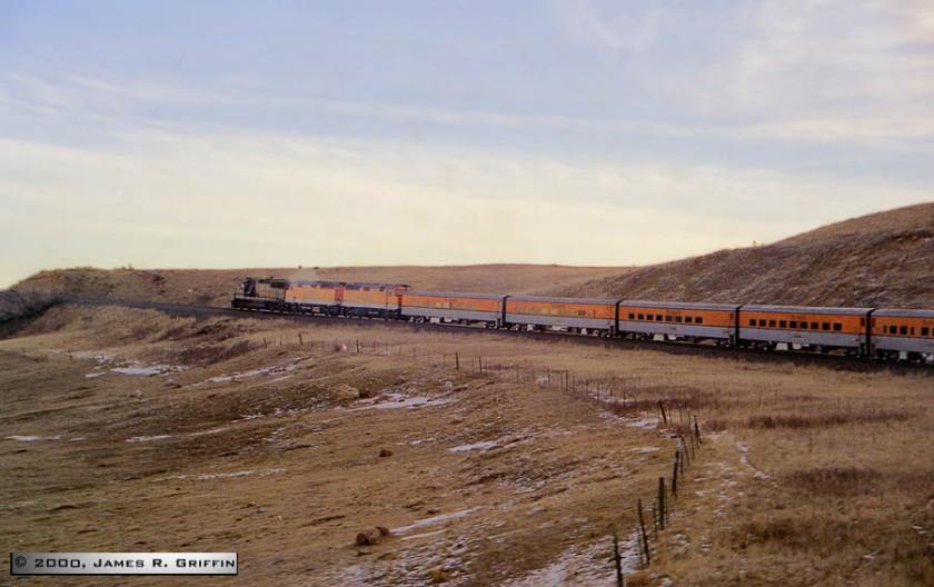 Ski Train Big Ten 3154