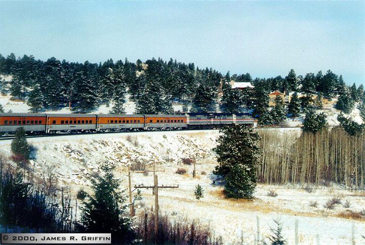 Ski Train Crescent 1/29/2000