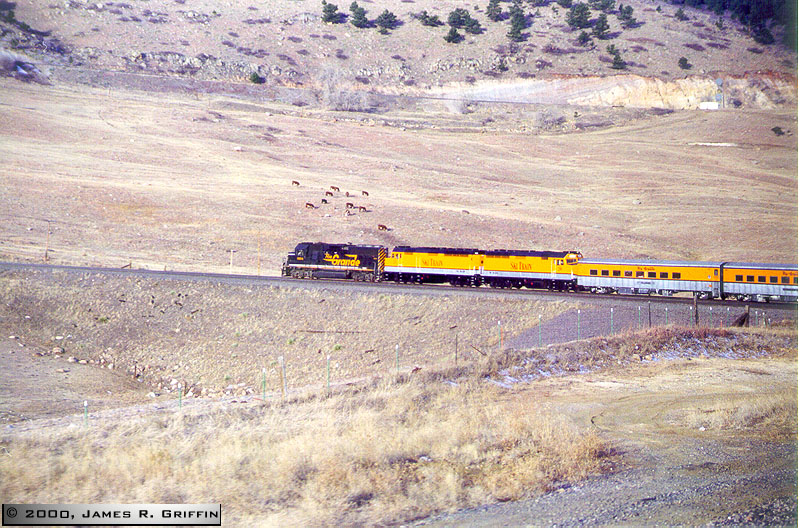 Ski Train LittleTen 3154