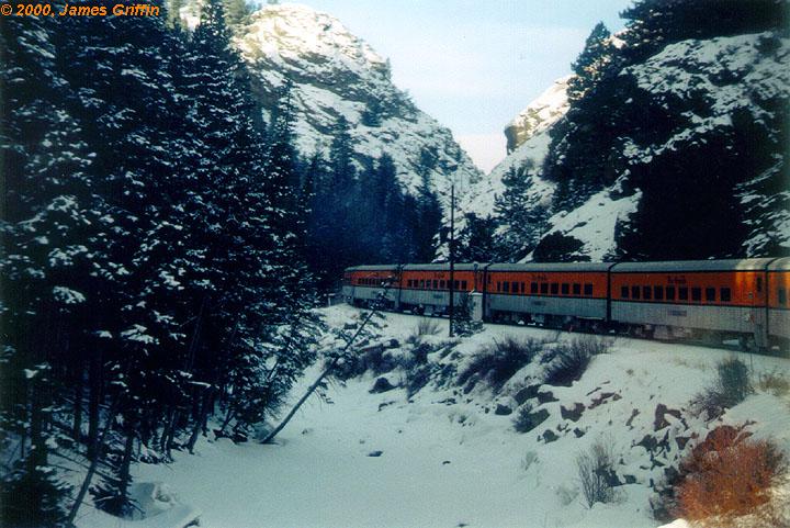 Ski Train 1/29/2000