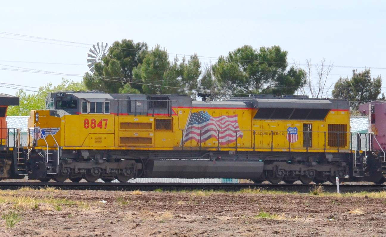 UP8847
