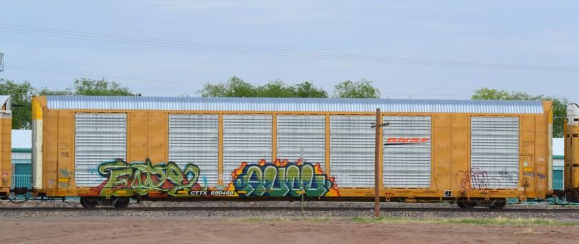 BNSF CTTX690469