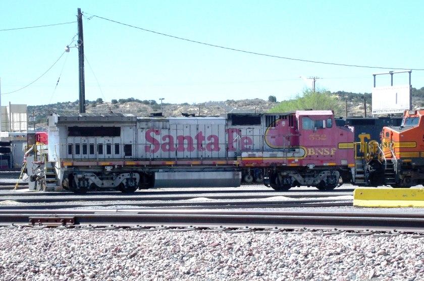 BNSF 552