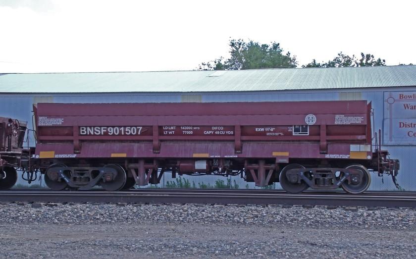 bnsf 901507