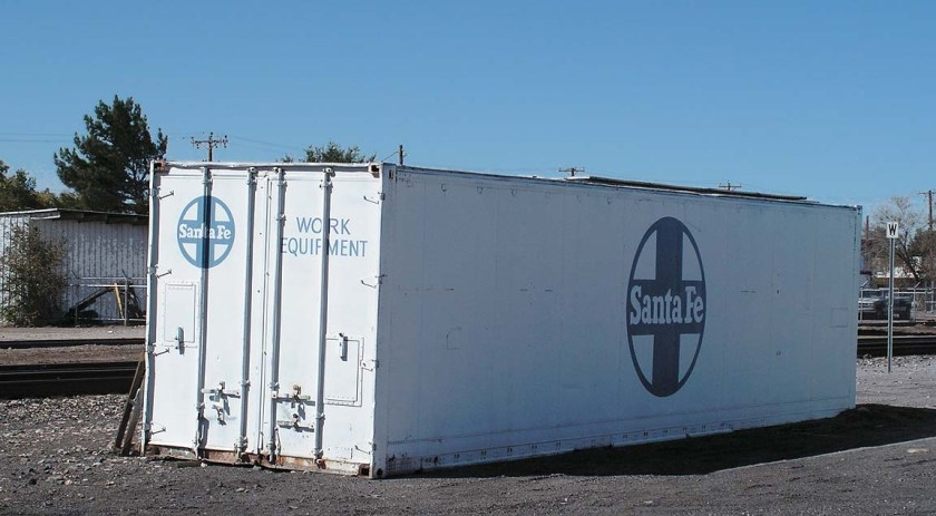 ATSF container