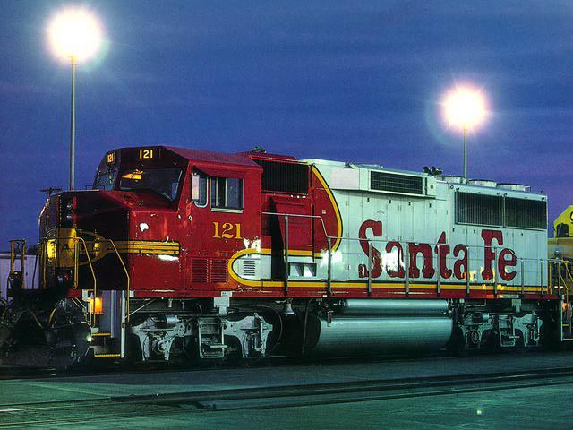 SF GP60M 121