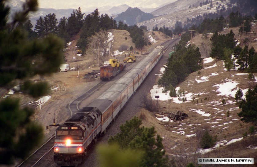 Ski Train Jan 1998 Plainview