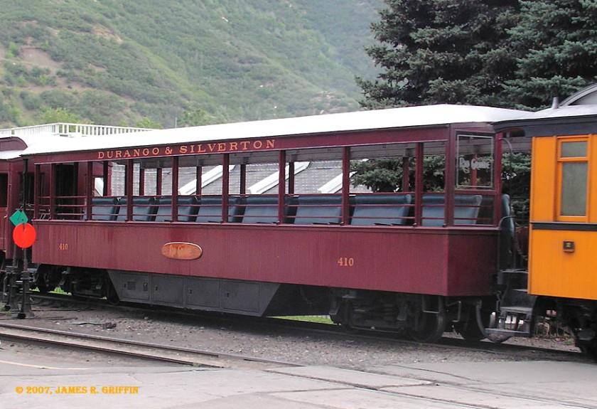 Gondola 410 Rio Grande