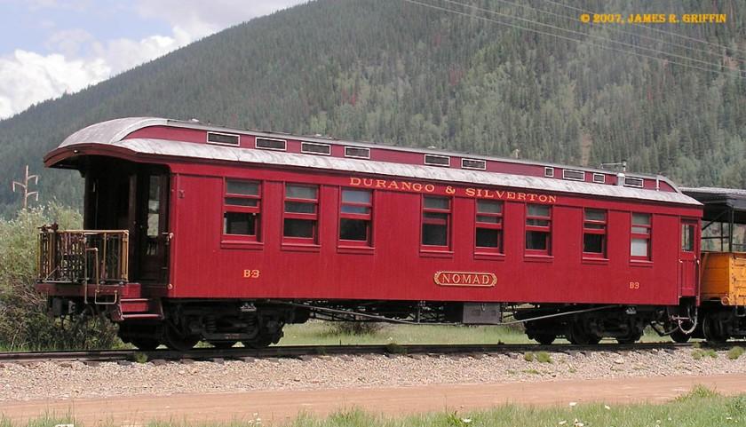 D&S B3 Nomad