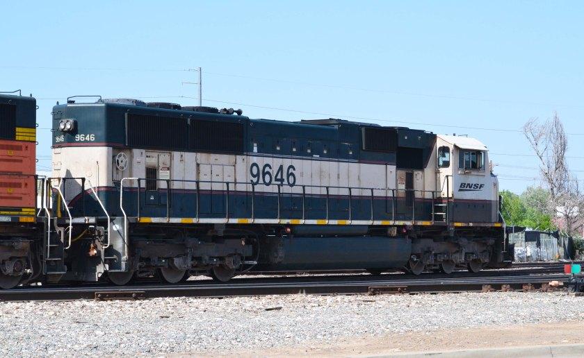 BNSF 9646