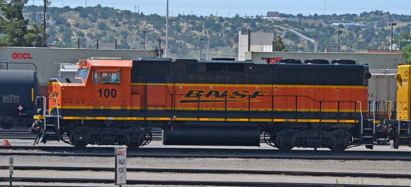 BNSF100 July 2019 Gallup