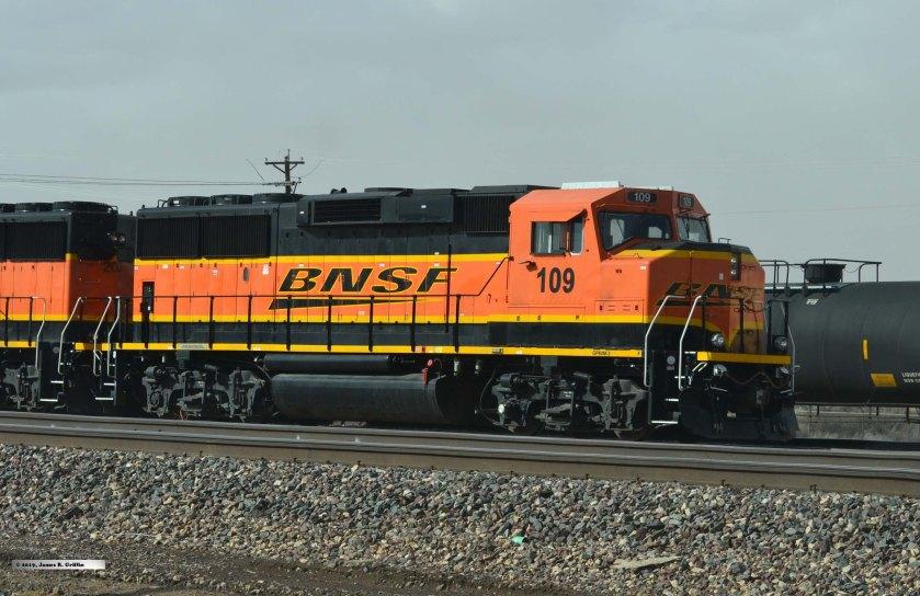 BNSF109 1-21-2019 Gallup
