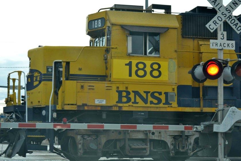 BNSF188 former 8729 former ATSF 4029