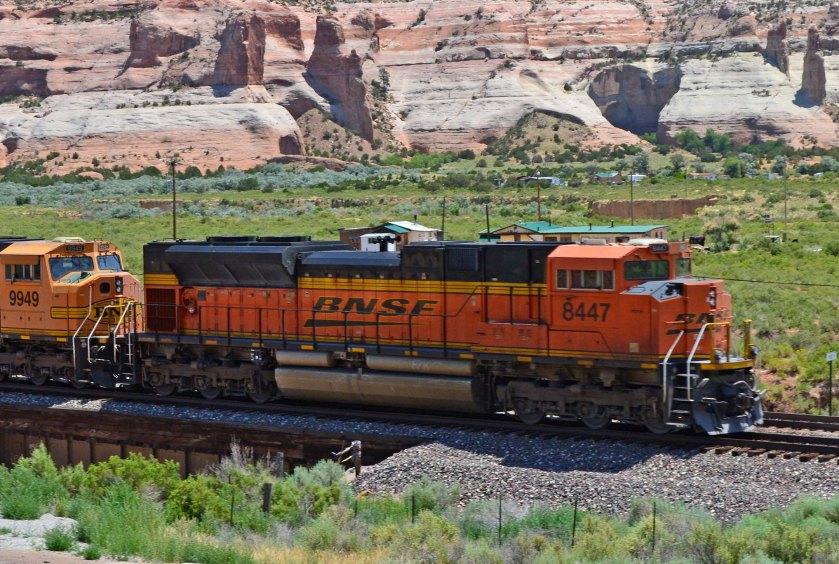 BNSF 8447