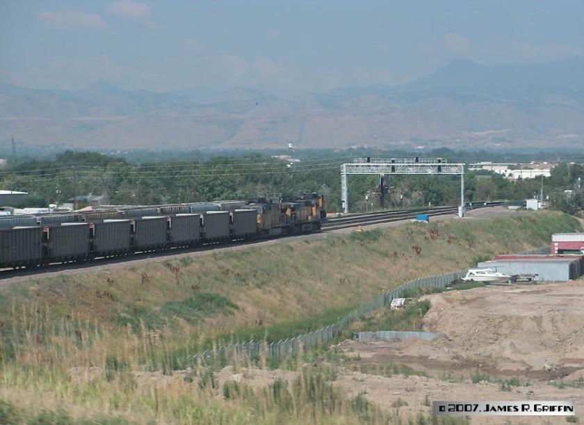 Arvada Pecos Westbound Departure
