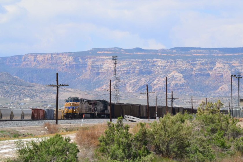 Grand Junction 2014 Coal Train UP5902