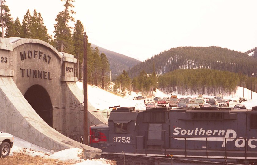 SP9752 Moffat West Portal 1994