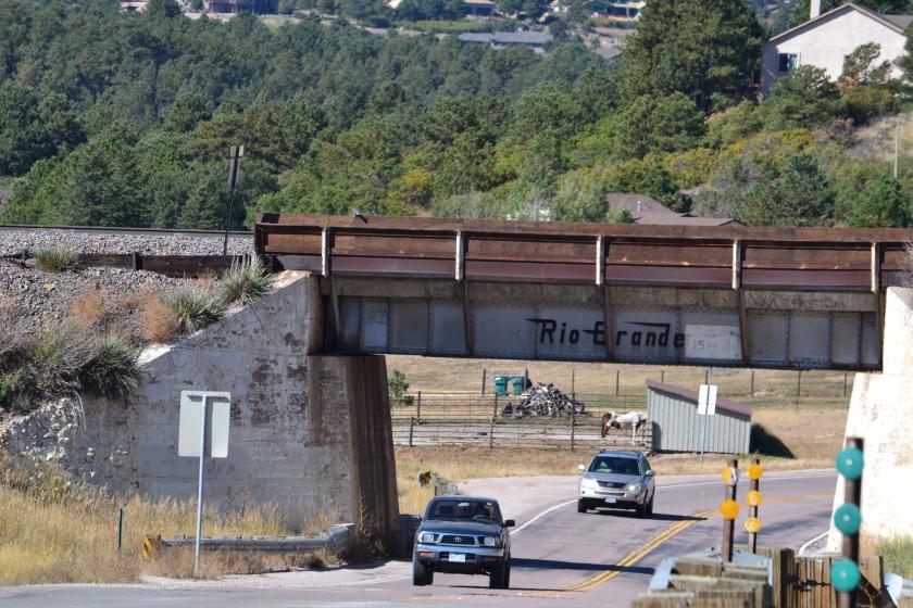 Rio Grande Bridge Monument