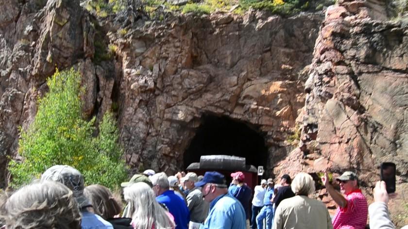 Rock Tunnel east portal