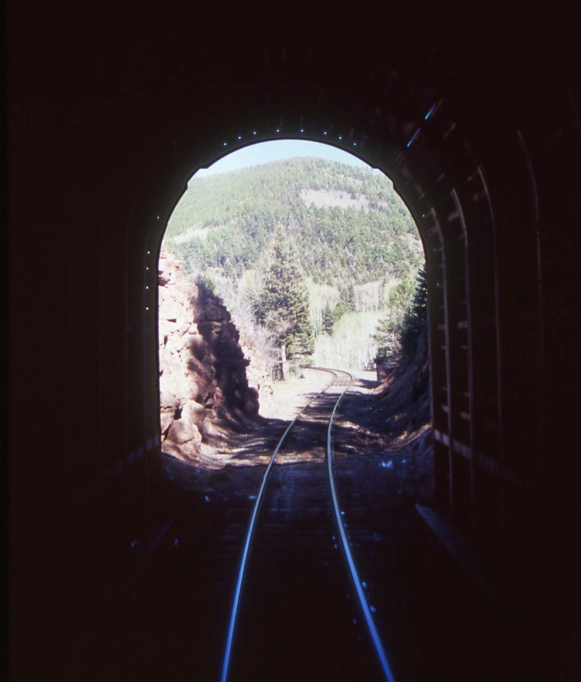 Lower Tunnel, east portal