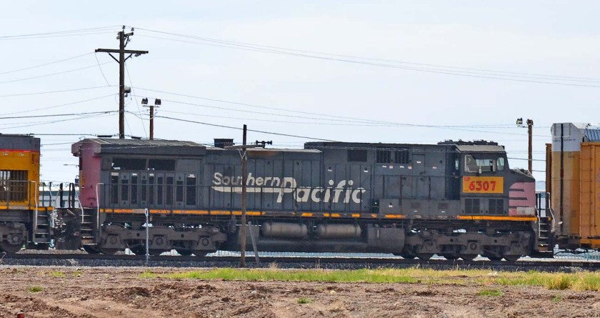 UP6307 nee SP262