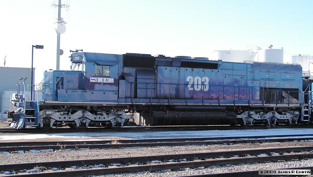 SLRG 203 DRGW 5373